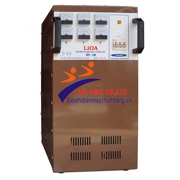 Ổn áp Lioa SH3-10K 3 Pha