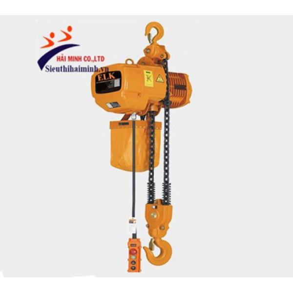 Pa lăng xích điện HKD0501S 5 tấn cố định