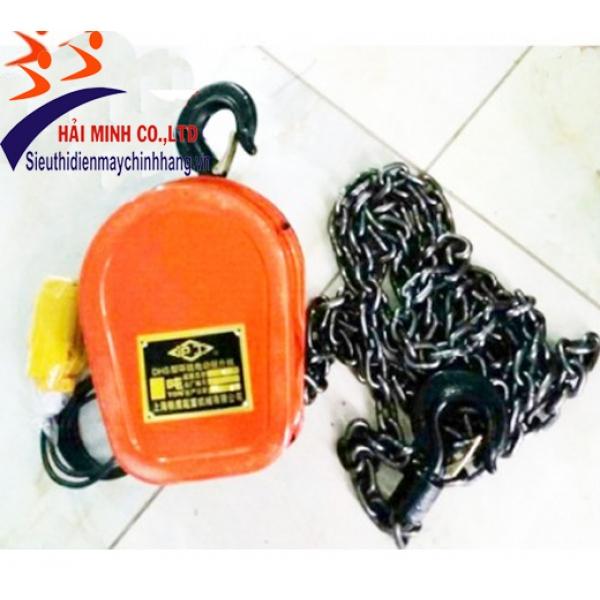 Pa lăng xích điện DHP 1T-6m