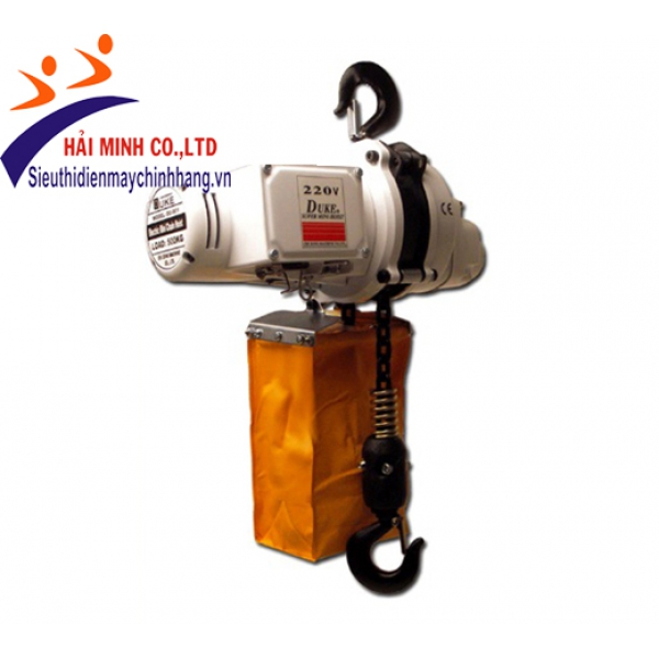 Pa lăng xích điện STRONG DU-825