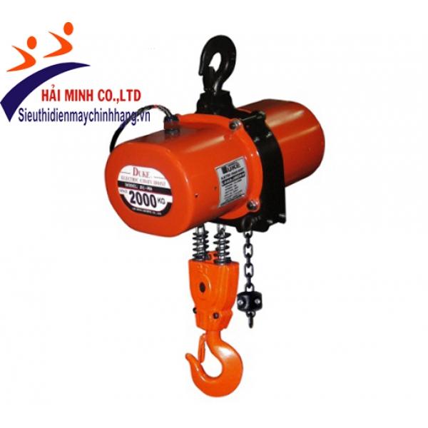 Pa lăng xích điện STRONG DU-906