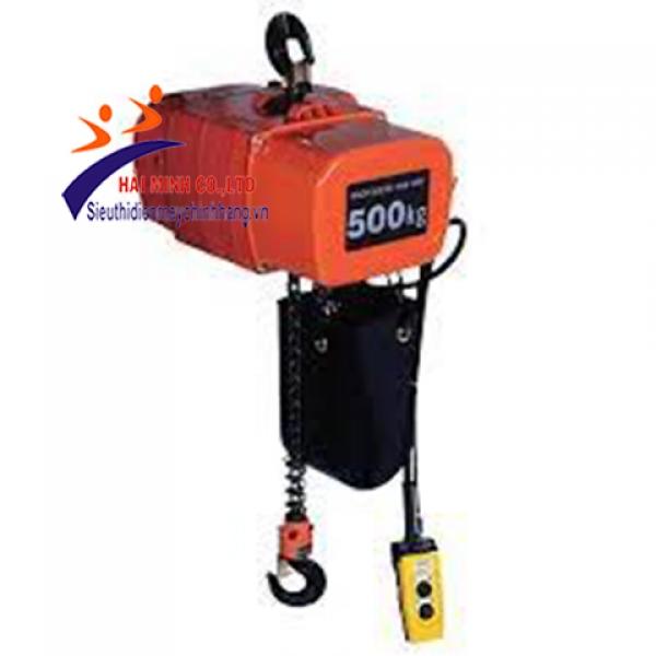 Palang xích điện 500 kg 1/2SH2