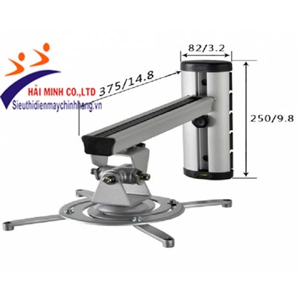 Giá treo máy chiếu ngang YS-PRO3