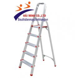 Thang ghế nhôm 5 bậc Advindeq AL05