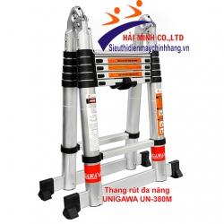 Thang nhôm rút gọn UNIGAWA UN-380M
