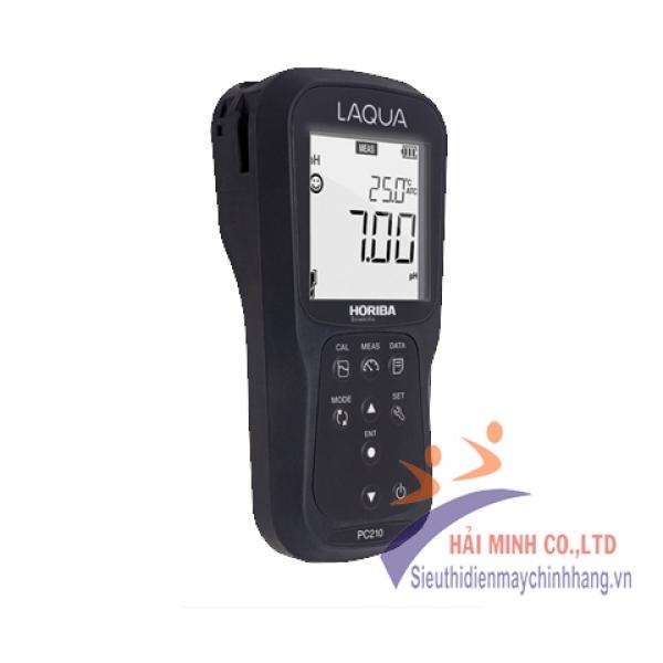 Máy đo đa chỉ tiêu cầm tay Horiba PC210
