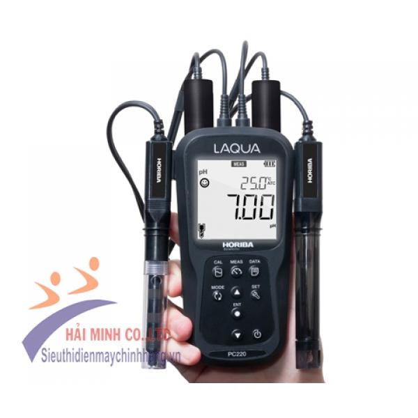 Máy đo đa chỉ tiêu cầm tay Horiba PC220