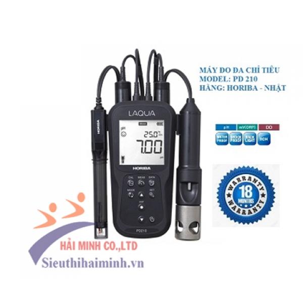 Máy đo đa chỉ tiêu cầm tay Horiba PD210