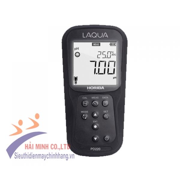 Máy đo đa chỉ tiêu cầm tay Horiba PD220