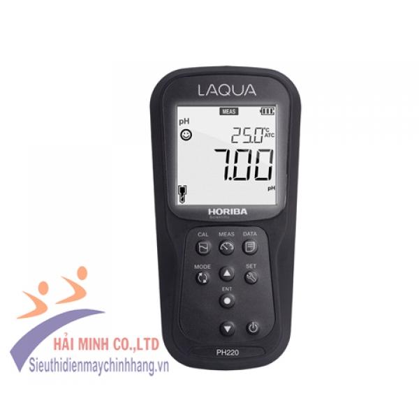 Máy đo pH/ORP cầm tay Horiba Laqua PH220