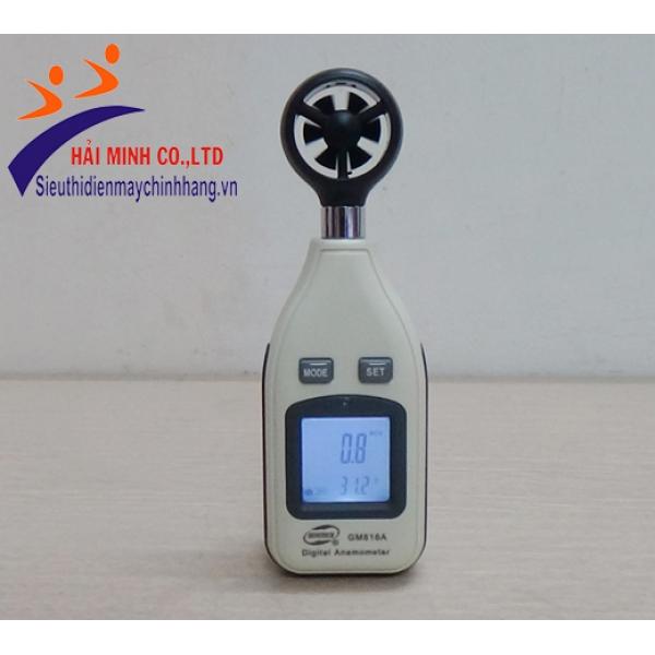 Máy đo tốc độ gió Benetech GM816A