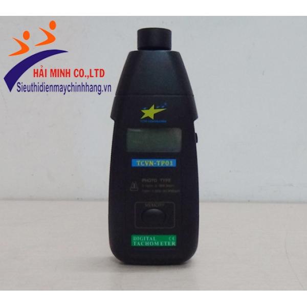 Máy đo tốc độ vòng quay động cơ TCVN-TP01