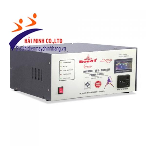 Máy đổi điện ROBOT DC 500VA (12VDC)