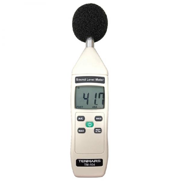 Máy đo độ ồn Tenmars TM-104