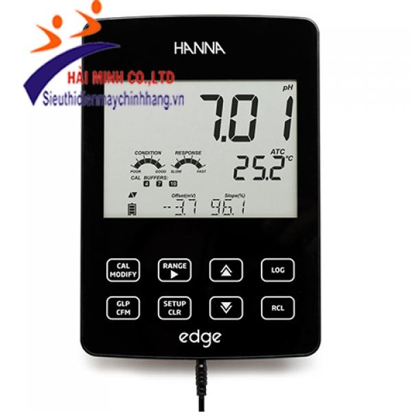 Máy đo EC/TDS/ độ mặn/nhiệt độ Hanna HI2030-02