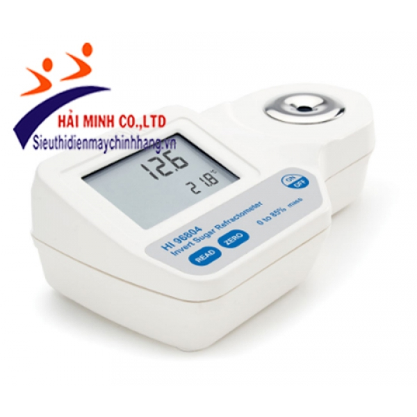 Khúc xạ kế đo độ ngọt Hanna HI96804