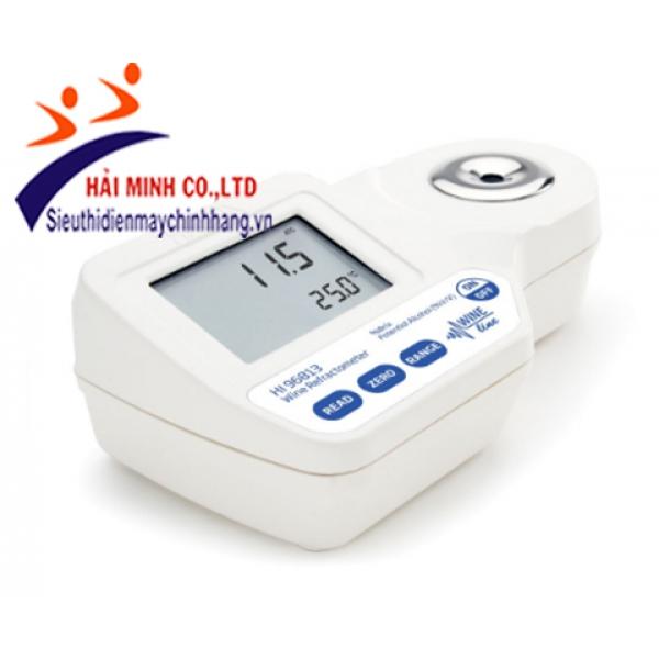 Khúc xạ kế đo độ ngọt Hanna HI96813
