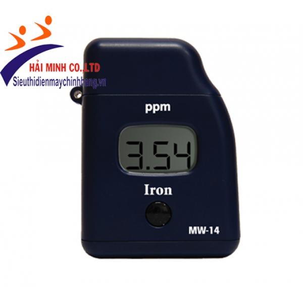 Máy quang phổ đo sắt điện tử MILWAUKEE MW14