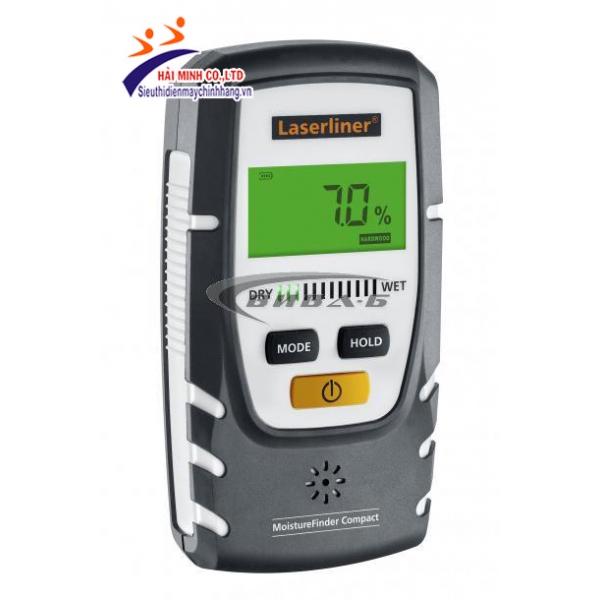 Máy đo độ ẩm gỗ và vật liệu xây dựng Laserliner 082.332A