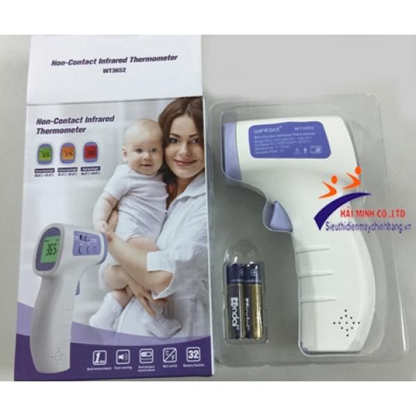 Máy đo nhiệt độ cơ thể Wintact WT3652