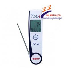 Máy đo nhiệt độ bằng hồng ngoại EBRO TLC 750i