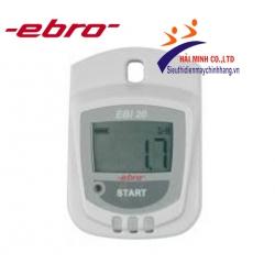 Thiết bị ghi nhiệt độ độ ẩm EBRO EBI 20-TH1