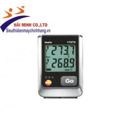 Thiết bị tự ghi nhiệt độ Testo 175-T3