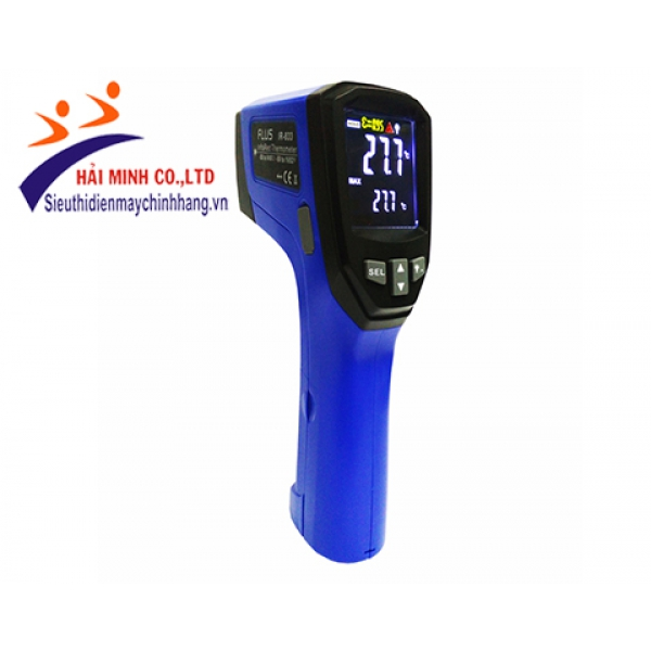 Máy đo nhiệt độ tia kép Flus IR-836 (1550℃)