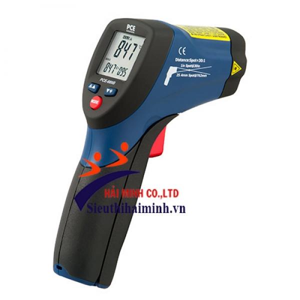 Máy đo nhiệt độ bằng hồng ngoại PCE-889A