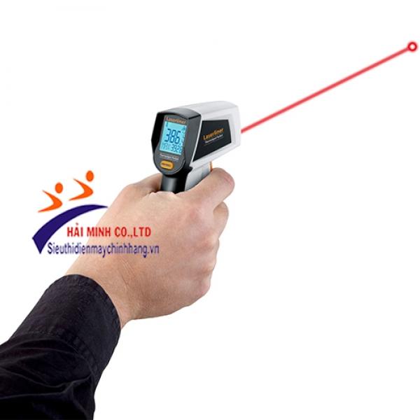 Máy đo nhiệt độ bằng hồng ngoại Laserliner 082.440A