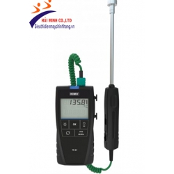Máy đo nhiệt độ tiếp xúc Kimo TK61