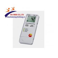 Thiết bị đo, ghi nhiệt độ và độ ẩm Testo 184-T4