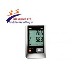 Thiết bị đo và ghi nhiệt độ, độ ẩm 4 kênh Testo 176 H1