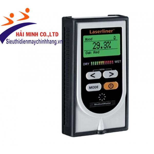Máy đo độ ẩm gỗ và vật liệu LaserLiner 082.033A