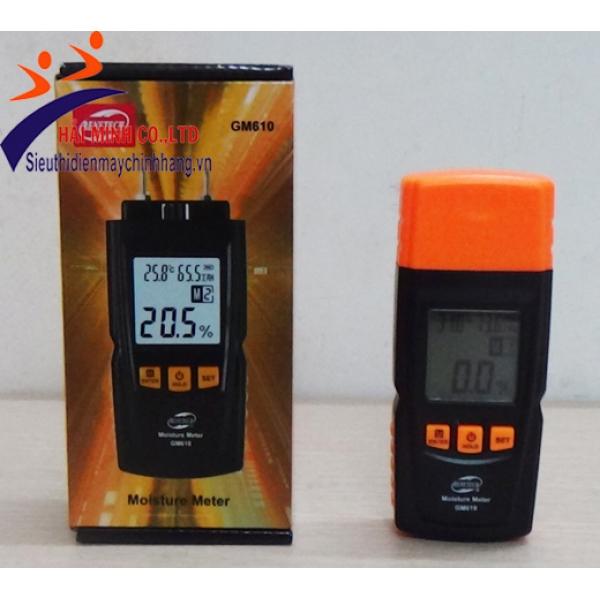 Máy đo độ ẩm gỗ Benetech GM610