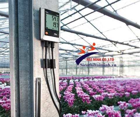 Máy đo nhiệt độ độ độ ẩm Testo 176 H1