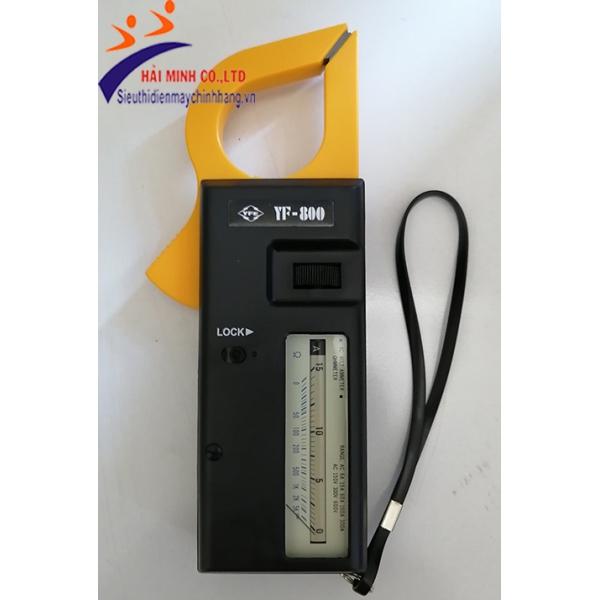 Ampe kìm Tenmars YF-800