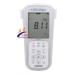 Máy đo nồng độ ôxy hòa tan (DO) cầm tay Horiba DO120
