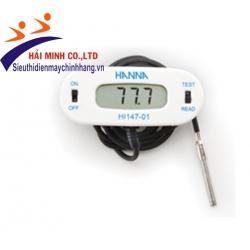 Nhiệt kế điện tử đo nhiệt độ tủ lạnh Hanna HI147-00