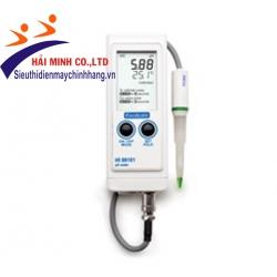 Máy đo pH và nhiệt độ thịt Hanna HI99163