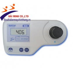 Máy đo Chlorine tự do và tổng Martini Mi404