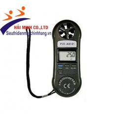 Máy đo tốc độ gió PCE AM81