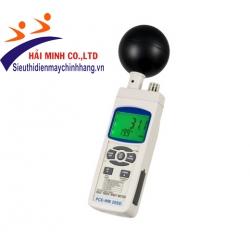 Máy đo bức xạ nhiệt PCE-WB20SD