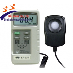 Máy đo cường độ ánh sáng Tenmars YF-170