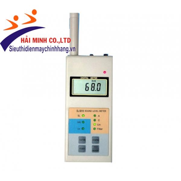 Máy đo tiếng ồn MMPro NLSL-5818