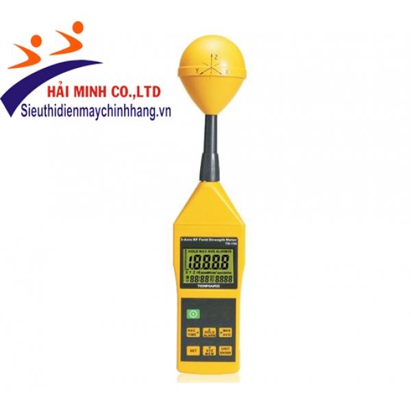 Máy đo cường độ sóng điện từ trường Tenmars TM-196