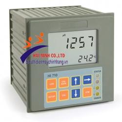 Bộ điều khiển EC/TDS 2 điểm, kiểm soát on/off và PID, ngõ ra RS232 Hanna HI710222-2