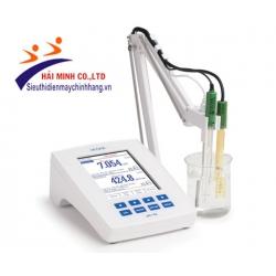 Máy Đo pH/ORP Và EC/TDS/Độ Mặn/Trở Kháng Hanna HI5521-02