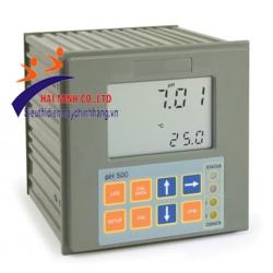Màn hình điều khiển pH–1 điểm cài đặt, kiểm soát on/off, đầu ra analog PH500111-2