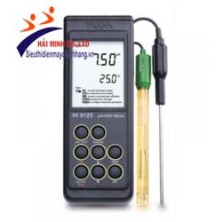 Máy đo pH/ORP cầm tay cới CAL Check™ HI9125